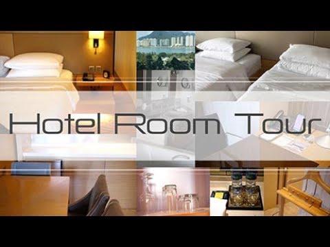 Travel Vlog: Hotel Room Tour (Hyatt Regency Sha Tin)