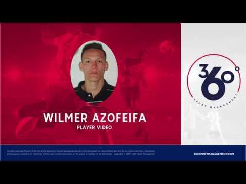 Wilmer Azofeifa 2017