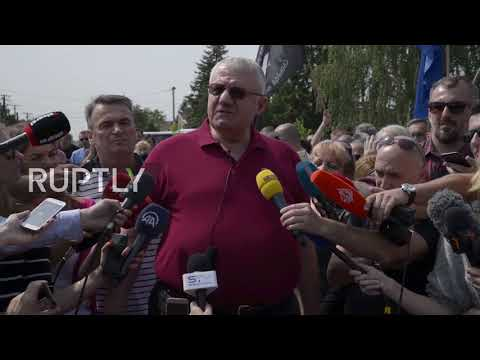 Serbia: Radical party's Seselj turned away by Hrtkovci on anniversary of notorious speech