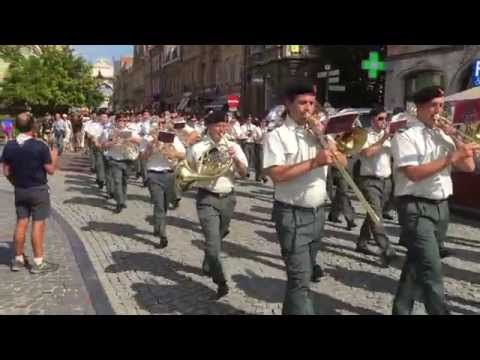 Royal Band of the Belgian Guides - Ypres