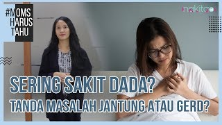 Tanda Tanda Nyeri Dada Yg Tidak Berhubungan Dengan Jantung -Dr Rifqi Hamdani - Bincangan sehat.