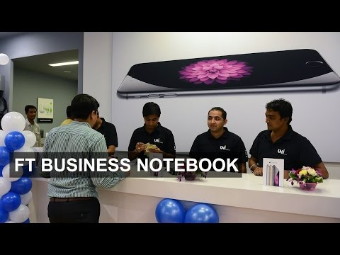 Apple turns attention to India | FT Business Notebook