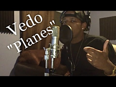 "Jeremih - Planes ft. J Cole ""Cover"" By: @VedoTheSinger"