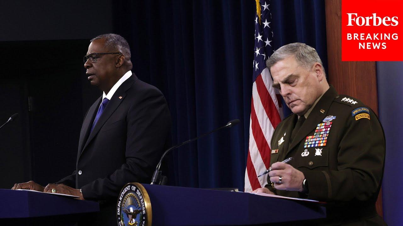 Defense Sec. Lloyd Austin and Rep. Matt Gaetz Clash on Critical ...