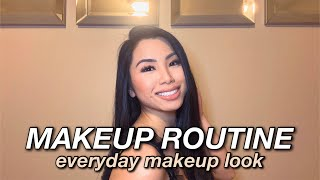 SOFT GLAM MAKEUP *easy step by step tutorial*