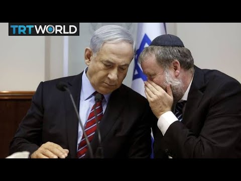 Israeli Prime Minister Netanyahu Is Facing Charges In 3 Corruption ...