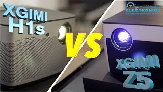 Сравнение XGIMI H1s VS XGIMI Z5