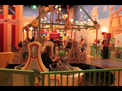 Toy Story Midway Mania Complete Experience Hd Hollywood Studios Walt