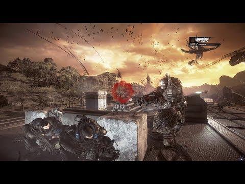 [PC] [6] [END] Gears Of War Co-oP -  АКТ 5: Отчаяние