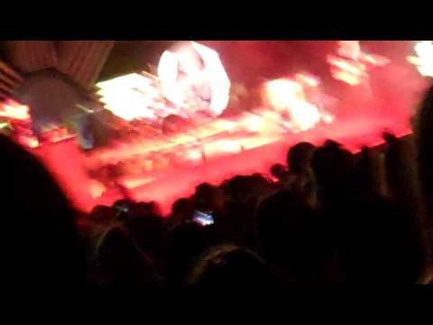 Blink-182 First Date Birmingham, Alabama 9/28/09