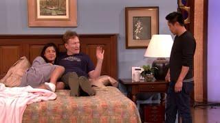 Conan Scraps: Rehearsing with Steven Ho