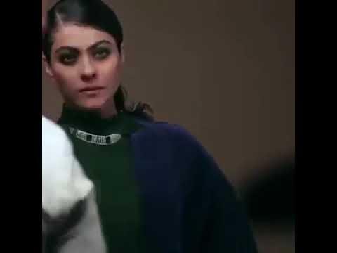 Kajol big cleavage  ..wait for it thumbnail