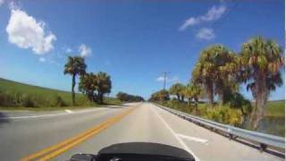 Street Gliding through the Everglades - Tamiami Trail US-41