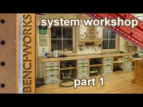 system-workshop:-building-the-workbench-and-cabinets-part1