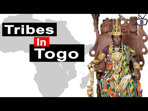 Major ethnic groups in Togo and their peculiarities