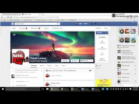 How To Set Auto Reply On Facebook Page