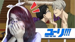 Yuri on ice - Capítulo 2 | Vídeo reacción