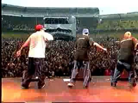 Cypress Hill  Dr Greenthumb  @ Rock im Park 1999
