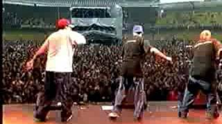 Cypress Hill - Dr Greenthumb (live @ Rock im Park 1999)