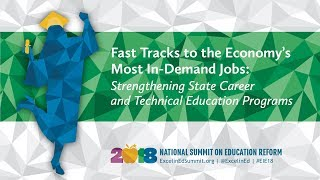 #EIE18 Strategy Session: Fast Tracks to the Economy's Most In-Demand Jobs