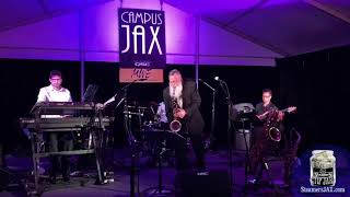 Greg Vail Jazz show at Campus JAX October 2020 – Greg Vail Saxophones and Flute Smooth Jazz sax.