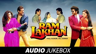 Ram Lakhan - All Songs | Full Album | My Name Is Lakhan | Tera Naam Liya | Main Hoon Hero
