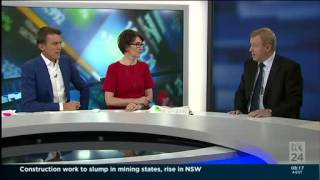 ABC News Breakfast Interview with Rod North 15 April 2014
