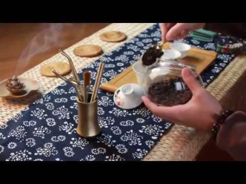 《雙龍黃銅茶工具組》#032