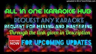 Chanda na tume tara Karaoke/Aaji Kain Pruthibi ta laguchi niara karaoke || Allin1karaoke Hub