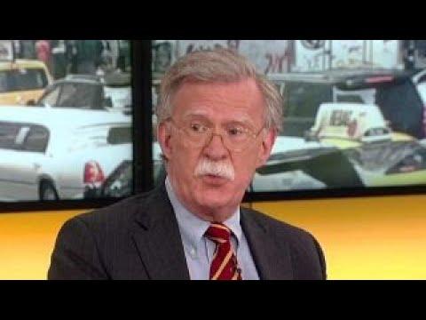 Amb. Bolton warns of criminalizing American politics