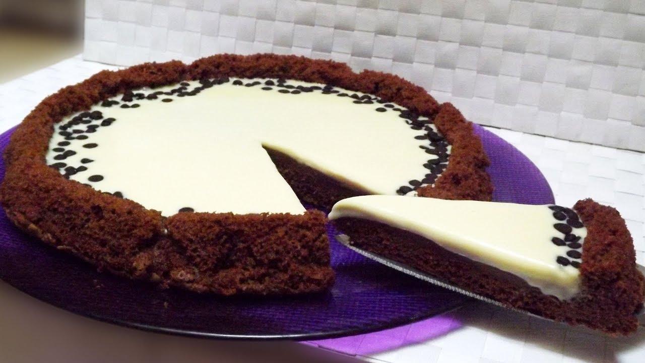 Crostata Morbida Al Cioccolato Chocolate Soft Crostata Youtube