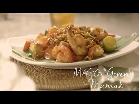 Resipi MAGGI® Goreng Mamak