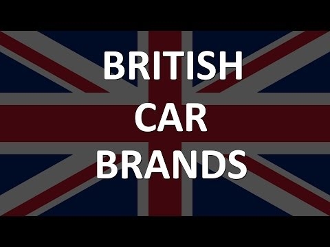 British Car Brands