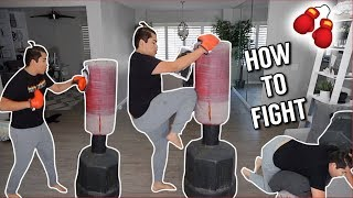 HOW TO FIGHT!