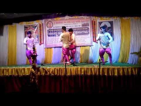 Vajrakaya Song Dance Choreography Mahesh Naik...(N B D C) And Team Guys..