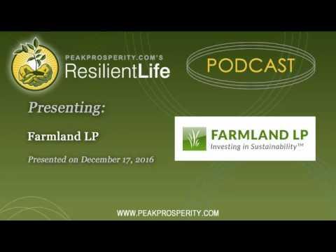 Farmland LP: Investing In Sustainable Farmland (2016 Update)