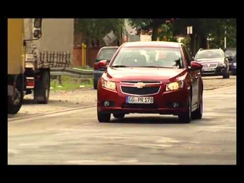 Наши тесты - Chevrolet Cruze хэтчбэк