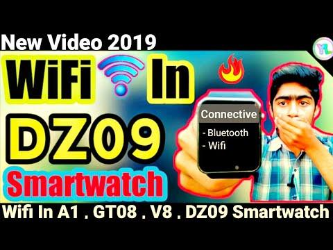 How To Use Wifi In Dz09 Smartwatch | Wifi On DZ09 Smart Watch | Wifi In All Smartwatches | You Look