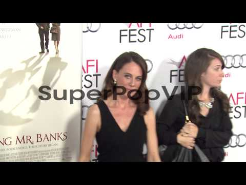 Kelly Marcel at AFI Fest 2013 Opening Night Gala Premiere...