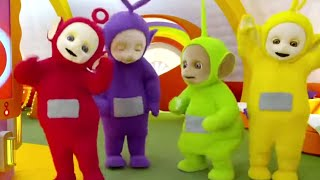 Po's Wake Up Dance! Wake Up Time With The Teletubbies