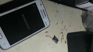 Mengatasi Hp Bootloop- Samsung V Plus (Hard Reset)