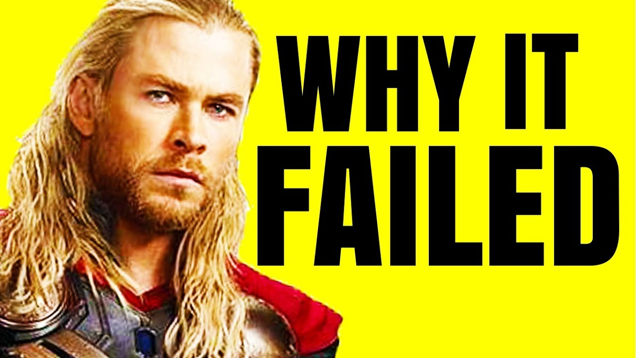Download What Went Wrong With Thor: The Dark World