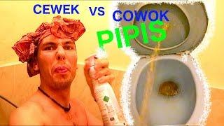Download Video PARODY BULE!!! CEWEK VS. COWOK PIPIS DI TOILET!!! LUCUUUU MP3 3GP MP4