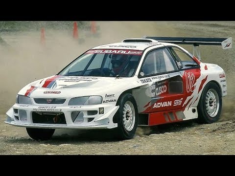 600+Hp Cusco Subaru Impreza || Flat 6 Mid-Engine Swap - Rare Footage !!