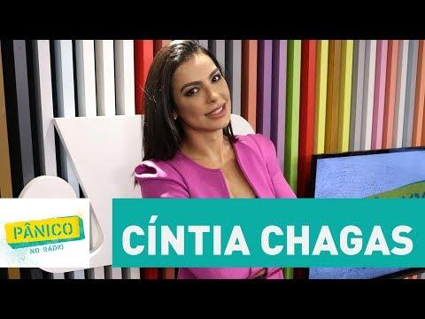 Cíntia Chagas - Pânico - 10/11/17