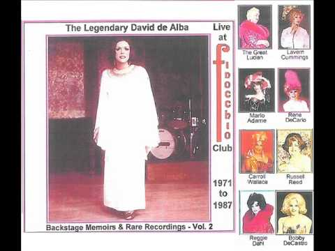 David de Alba-Backstage Memoirs & Rare Recordings-Vol 2