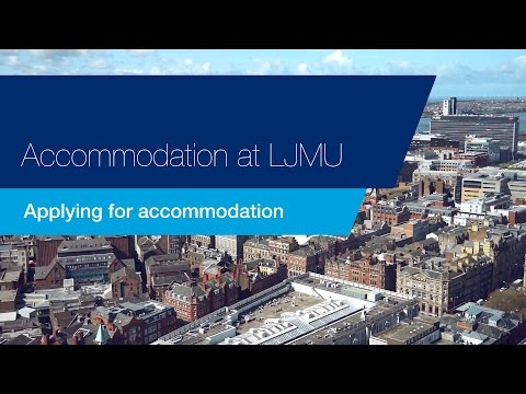 Accommodation at LJMU: how to apply