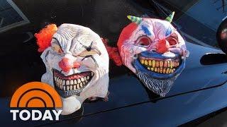 Creepy Clown Craze: Police Make Arrests As Schools Boost Security   TODAY
