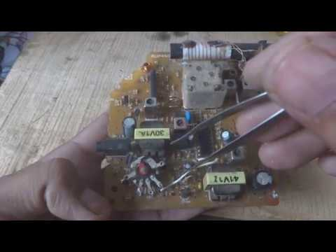 Radio receiver circuit Hindi Urdu