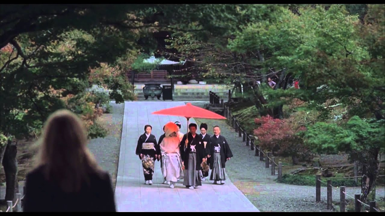 LOST IN TRANSLATION, una película de romance no romántica